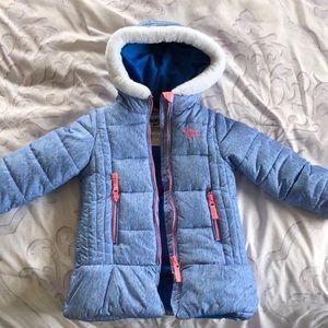 OshKosh B'gosh girls winter coat